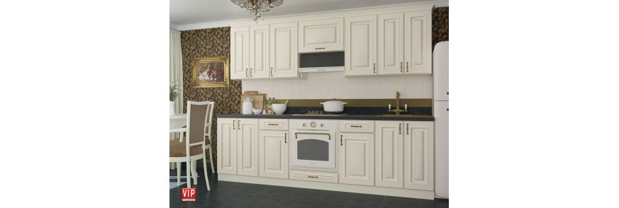 Кухня Amore Classic патина от фабрики Вип Мастер