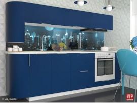 Кухня FLAT (Vip-master) фото примеров оформления №3