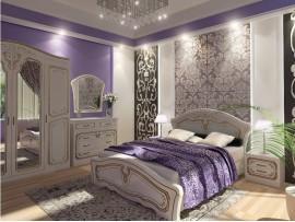 Спальня Альба (Неман) фото примеров оформления (wam)