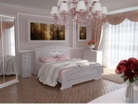 Спальня Инесса (Неман) фото примеров оформления (гранд)