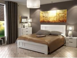 Спальня Зоряна (Неман) фото примеров оформления