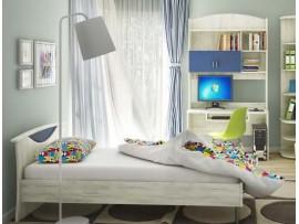 Детская Домино (Сокме) Кровать 90