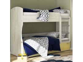Детская Домино (Сокме) Кровать двухярусная