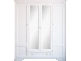 Спальня Клео (Гербор) Шкаф 4d/1s