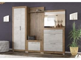 Прихожая Парма (Мебель-Сервис) - в продаже поэлементно