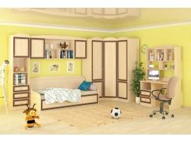 Детская Дисней (Мебель-Сервис) фото примеров оформления 1