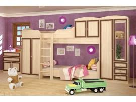 Детская Дисней (Мебель-Сервис) фото примеров оформления 2