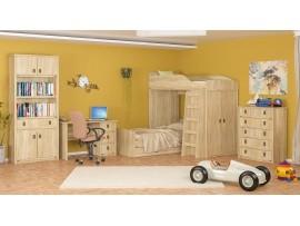 Детская Валенсия (Мебель-Сервис) фото примеров оформления 1