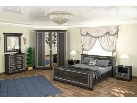 Спальня Бристоль (Мебель-Сервис) фото примеров оформления
