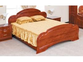 Спальня Камелия (Свiт Меблiв) Глянцевая Кровать 160