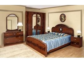 Спальня Лаура (Свiт Меблiв) 3Д (фото примеров оформления)