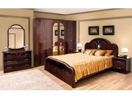 Спальня Лаура (Свiт Меблiв) 6Д (фото примеров оформления)