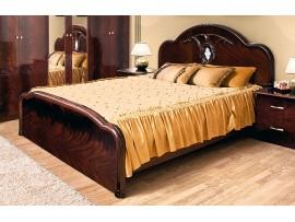 Спальня Лаура (Свiт Меблiв) Кровать 2сп (1,6м)