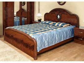 Спальня Лаура (Свiт Меблiв) Кровать 2сп (1,8м)