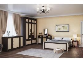 Спальня Лотос (Свiт Меблiв) 4Д (фото примеров оформления)