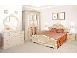 Спальня Империя (Свiт Меблiв) 4Д (фото примеров оформления)