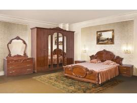 Спальня Империя (Свiт Меблiв) 6Д (фото примеров оформления)