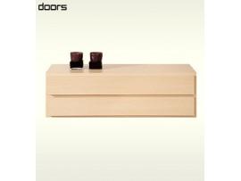 Модульная мебель Доорс (BRW) Комод HKOM 2S 5/17