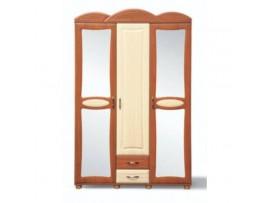 Спальня Лилея (Свiт Меблiв) Шкаф 3Д