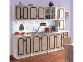 Кухня Альбина 2,6м  (Світ Меблів) цена за комплект