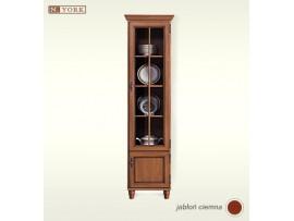 Модульная мебель Нью-Йорк (Гербор) Витрина GWIT 1DP