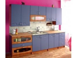 Кухня Импульс 2,6м (Світ Меблів) цена за комплект