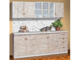 Кухня Карина 2,6м (Світ Меблів) цена за комплект