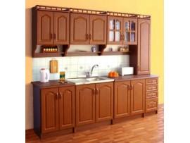 Кухня Корона 2,6м (Світ Меблів) цена за комплект
