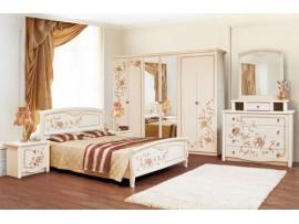 Спальня Ванесса (Свiт Меблiв) 4Д (фото примеров оформления)