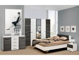 Спальня Круиз (Свiт Меблiв) 3Д (фото примеров оформления)