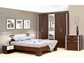 Спальня Элегия (Свiт Меблiв) 3Д (фото примеров оформления)