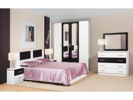 Спальня Тулуза (Свiт Меблiв) 4Д (фото примеров оформления)