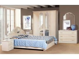 Спальня Милена (Свiт Меблiв) 3Д (фото примеров оформления)