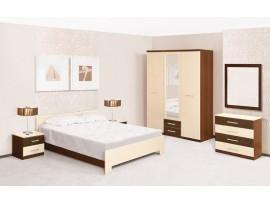 Спальня Ника (Свiт Меблiв) 3Д (фото примеров оформления)