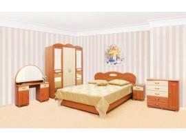 Спальня Лилея (Свiт Меблiв) 3Д (фото примеров оформления)