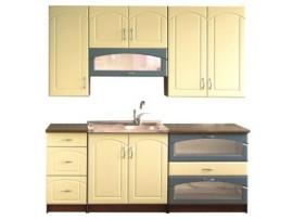 Кухня Лира 2м (Світ Меблів) цена за комплект