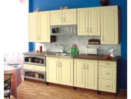 Кухня Лира 2,6м (Світ Меблів) цена за комплект