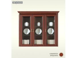 Модульная мебель Стилиус (BRW) Витрина надставка NNAD 3W