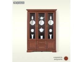 Модульная мебель Стилиус (BRW) Витрина NWIT 3D2S