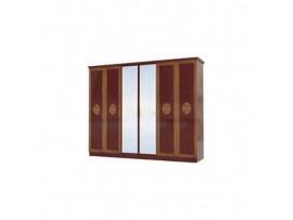 Спальня Флоренция (Свiт Меблiв) Шкаф 6Д
