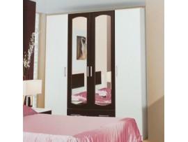 Спальня Тулуза (Свiт Меблiв) Шкаф 4Д