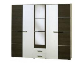 Спальня Круиз (Свiт Меблiв) Шкаф 5Д
