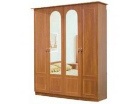 Спальня Ким (Свiт Меблiв) Шкаф 4Д