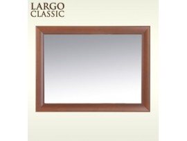Модульная мебель Ларго Классик (BRW) Зеркало LUS/11/8