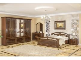 Спальня Алабама (Мебель-Сервис) фото примеров оформления