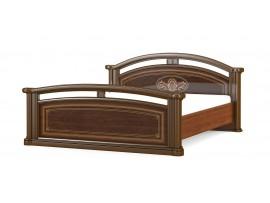 Спальня Алабама (Мебель-Сервис) Кровать 160