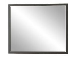 Спальня Ева (Мебель-Сервис) Зеркало, цвет венге, белый
