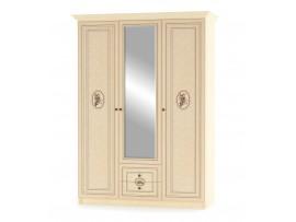 Спальня Флорис (Мебель-Cервіс) Шкаф 3д
