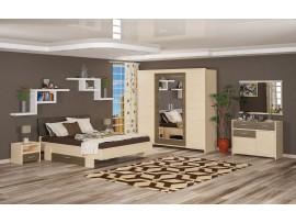 Спальня Кантри (Мебель-Сервис) фото примеров оформления