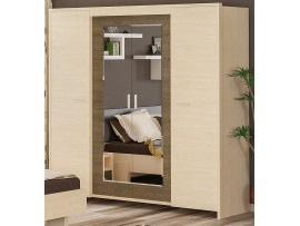 Спальня Кантри (Мебель-Сервис) Шкаф 4д